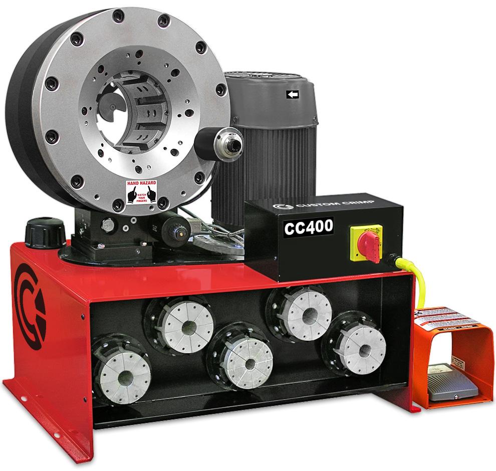 CC400 Crimper