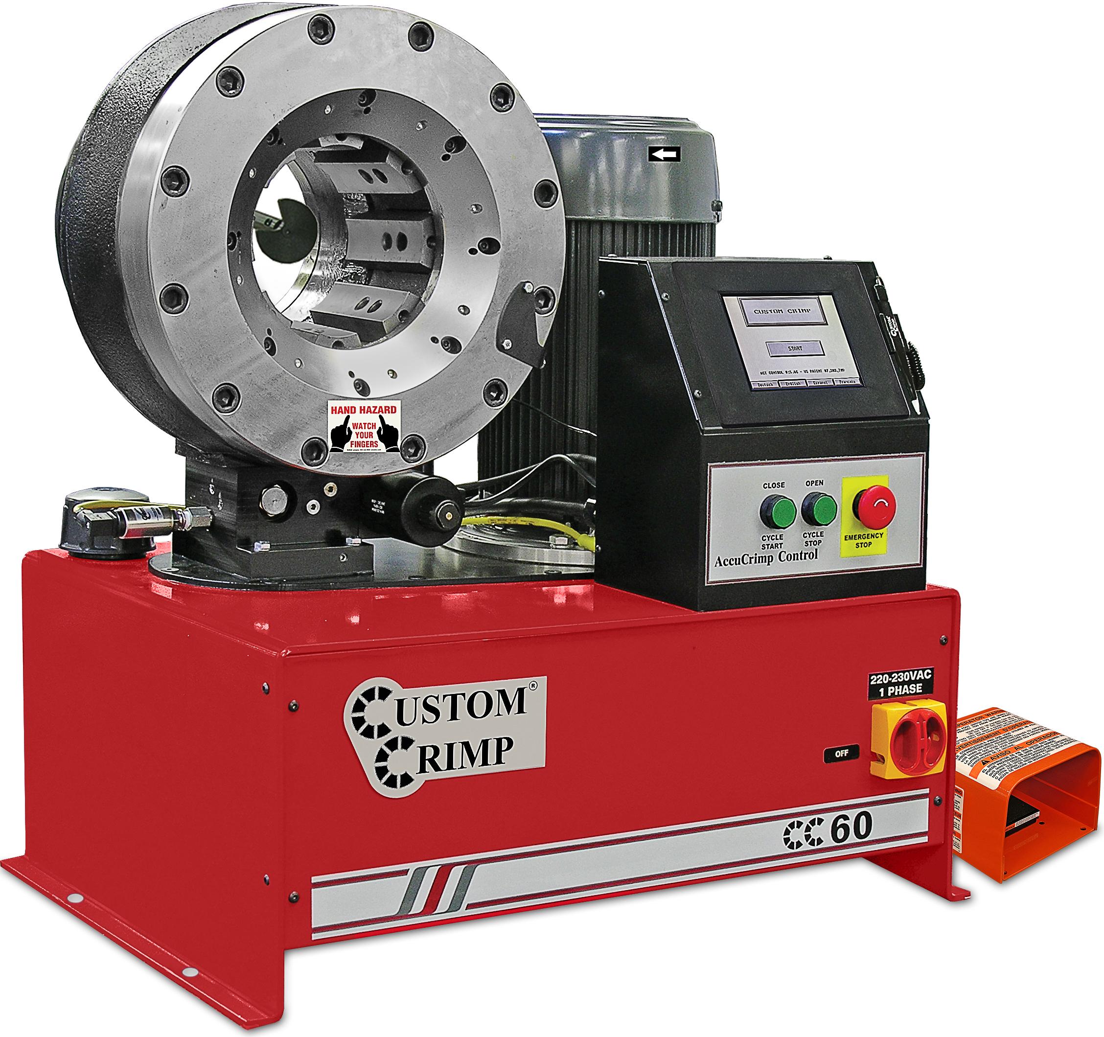 CC60 Crimper